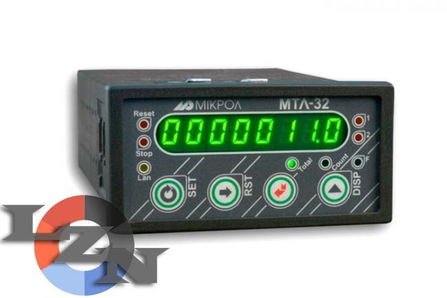 Микропроцессорный таймер-счетчик МТЛ-32 - фото